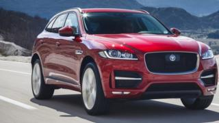 F Pace