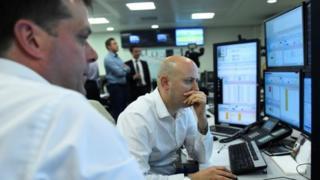 ตลาดหลักทรัพย์อังกฤษ