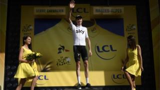Велосипедист Кріс Фрум