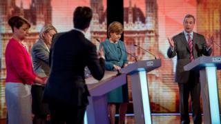 Leader debate 2015