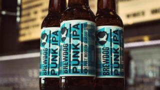 Brewdog, Punk IPA bottles