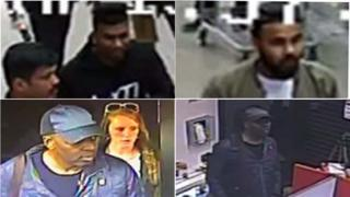 Composite of suspects