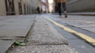 Continuous urban fabric