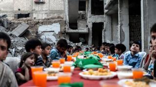 Iftar Suriah