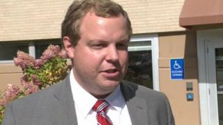 Trump official David Sorensen