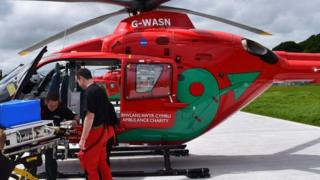 Wales Air Ambulance