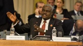 Cette annonce a été faite jeudi par le président de la Commission de l'Union Africaine, Moussa Faki Mahamat.