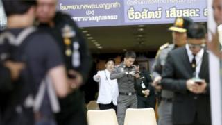 เหตุระเบิดที่ รพ.พระมงกุฎเกล้า ทำให้มีผู้ได้รับบาดเจ็บ 25 คน