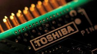 Toshiba circuit board
