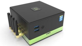 Miniature mobile network provider