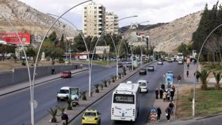 File photo of Mezzeh, Damascus (December 2015)
