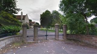 Pittencrieff Park, Dunfermline