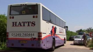 Hatts coaches have been replaced on school bus routes