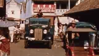 Pemandangan kawasan Pancoran, Jakarta pada 1941.
