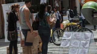 البيانات أظهرت ارتفاع عدد العاطلين عن العمل في البرازيل إلى 12.9 مليون شخص