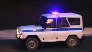Rus polis aracı