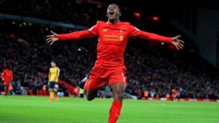 Georginio Wijnaldum ghi bàn thứ ba trong trận Liverpool thắng Arsenal 3-1