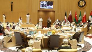 اجتماع مجلس التعاون الخليجي