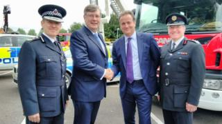 Police and fire commissioner