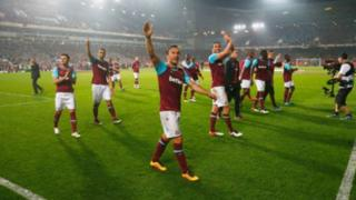 Abakinyi ba West Ham