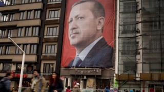 صورة إردوغان
