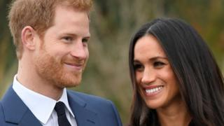 Prince Harry and Meagan Markle
