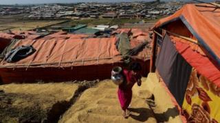 มีชาวโรฮิงญาหลายแสนคนในค่ายผู้อพยพในบังกลาเทศ
