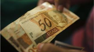 Nota de 50 reais