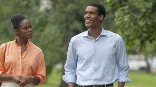 Wadanda suka fito a matsayin Obama da Michelle
