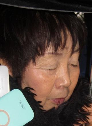 Chisako Kakehi được cho là mắc bệnh mất trí nhớ