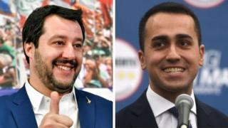 इटली निवडणुका