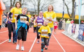 Inverness Half Marathon and 5k