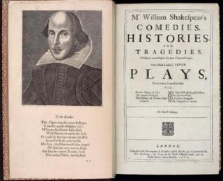 Shakespeare text