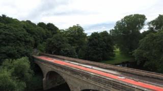 Linton Bridge