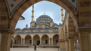 Мечеть Кадырова