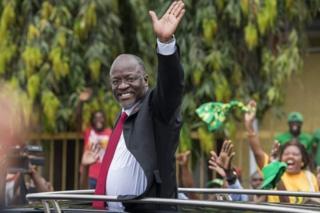 Prezida John Magufuli niwe aramutswa igihugu ca Tanzaniya
