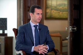 Suriye Cumhurbaşkanı Beşar Esad