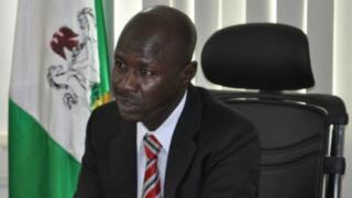 Ibrahim Magu, mukaddashin shugaban EFCC