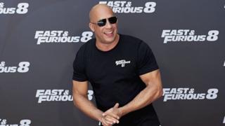 Vin Diesel, Fast & Furious,