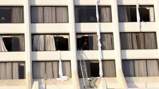"""Отель """"Риджент плаза"""" в Карачи"""