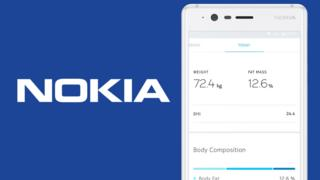 Nokia Health Mate app