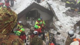 Кількість жертв катастрофи зростає