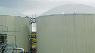 Lake District Biogas AD Plant