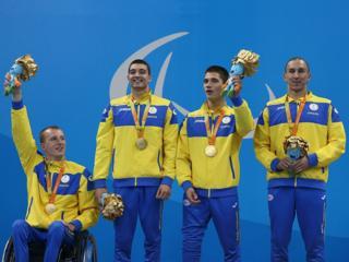 Украина установила медальный рекорд на Паралимпиаде 2016, завоевав 117 наград