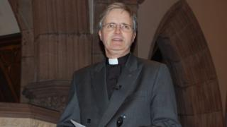 The Right Reverend Robert Paterson