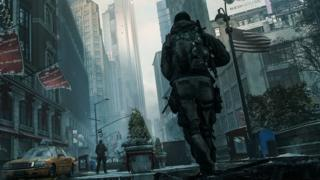 Screenshot from The Division