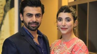 اداکارہ عروہ، موسیقار فرحان سعید
