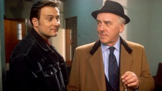 Gary Webster and George Cole