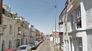 Melcombe Regis in Weymouth