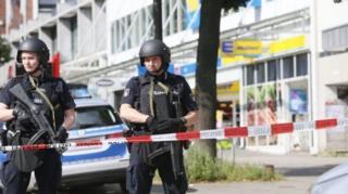 Hamburg polisi
